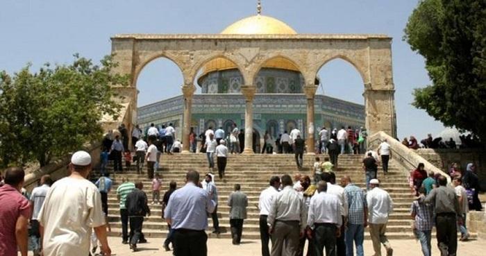Al Aqsha. Foto: PIC