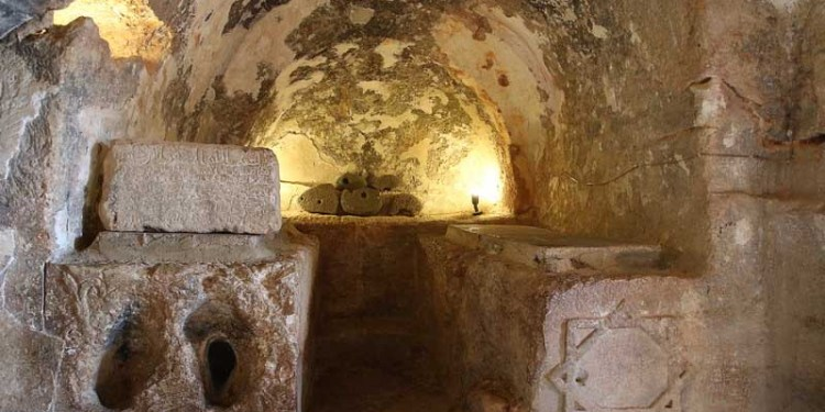 Cave of the 7 Sleepers. Foto: Flickr