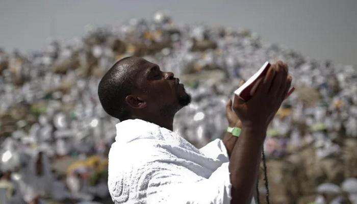 jamaah haji hadis tentang haji padang arafah