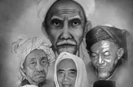 Kai Kholil Bangkalan-Kiai Kholil Bangkalan Meneriaki Kiai Wahab Chasbullah Macan-IslamRamah.co