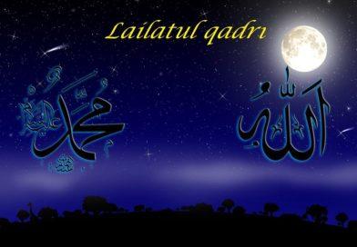 La noche del designio o decreto (Lailatul qadri)