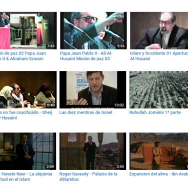 Videos de Islamsiglo21 en You Tube (4)
