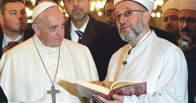 Un bello ejemplo de amistad islamo-cristiana