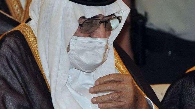 Ailing Saudi King Abdullah bin Abdulaziz