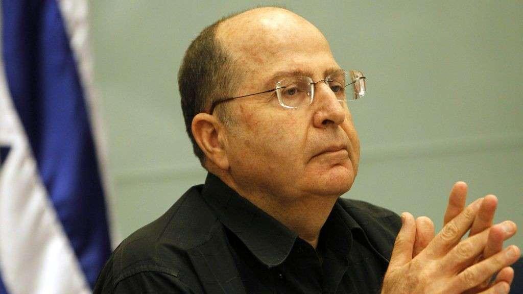 Ya'alon Legalizes Unauthorized Israeli W. Bank Outpost
