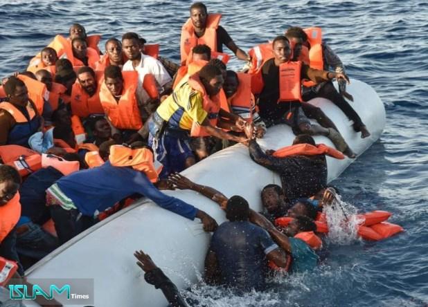 Boat Capsizes near Libya; 2 Dozen Migrants Presumed Dead