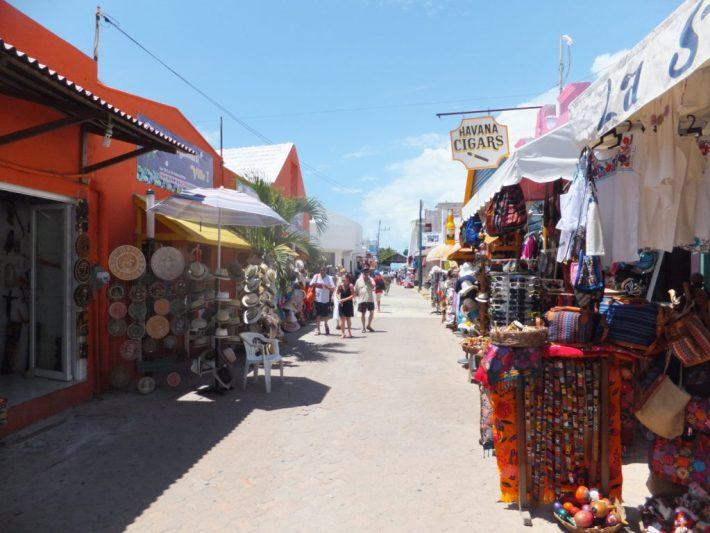 Isla Mujeres street