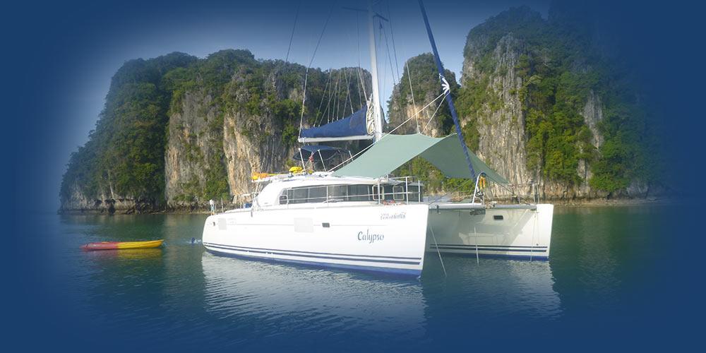 Sailing Thailand Yacht Charter Bare Boat Charter And Sailing Courses Diving Amp Sailing Andaman