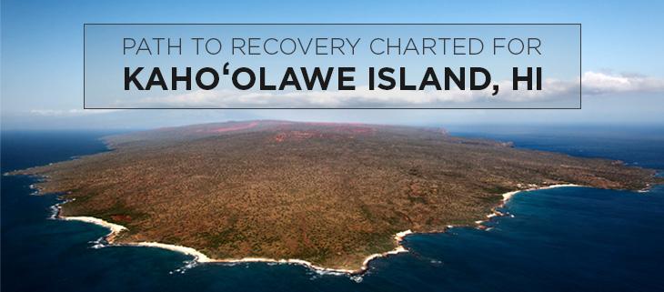 Kaho'olawe island conservation usfws KIRC