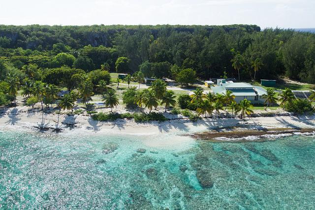 Island Conservation Mona Shore
