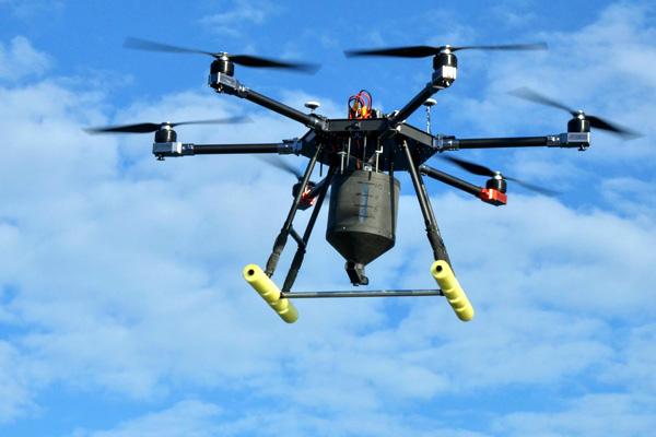 Drones Restore Galápagos Islands