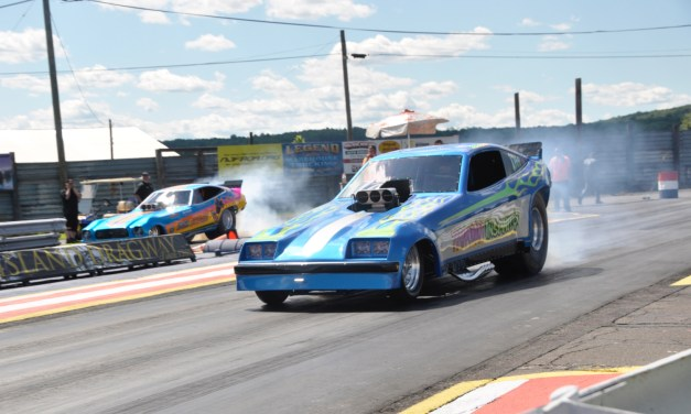 Sunday 8/2: Funny Car Throwdown Postponed