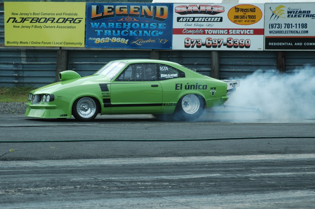 New House Rule for 2018 | Island Dragway