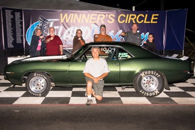Cons II Winner Larry Pappas