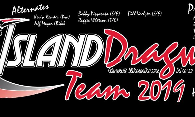 Island Dragway Bracket Finals Team 2019