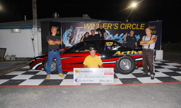 8/8/20 WILK FIRST REPEAT S/P WINNER FRANEK, WACKERMANN AND STEPHENS GRAB TITLES