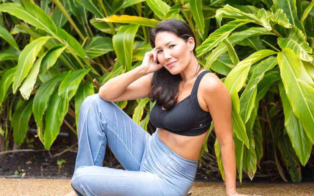 TIPS ON HOW TO GET A FLATTER TUMMY AFTER BABY