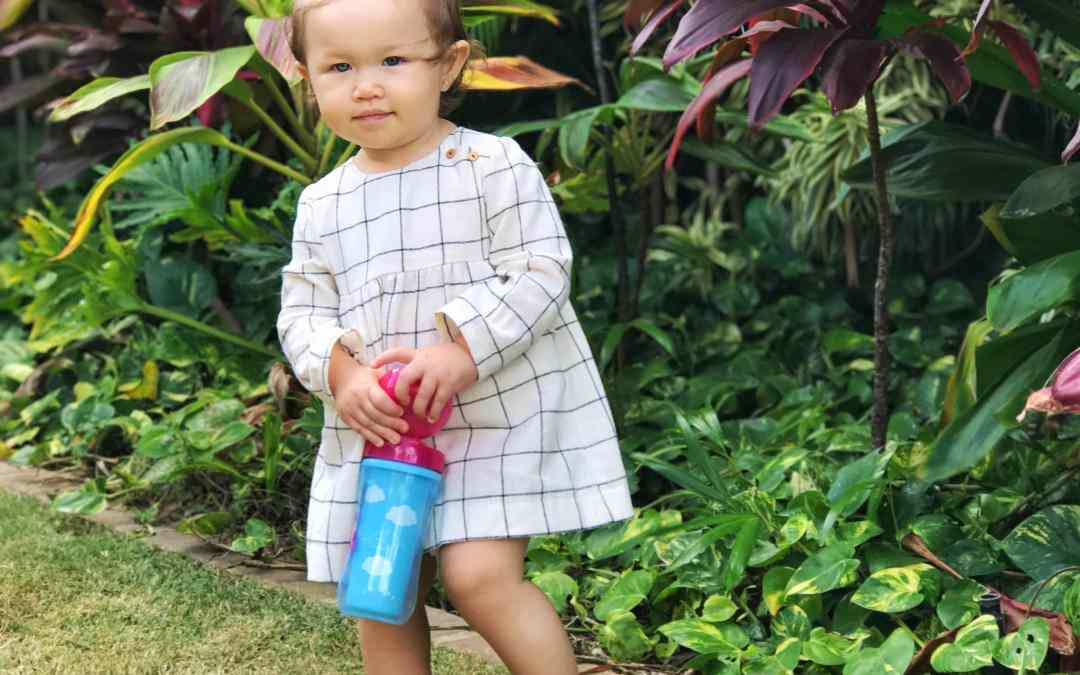 TIPS TO TRANSITION FROM BOTTLES TO SIPPY CUPS