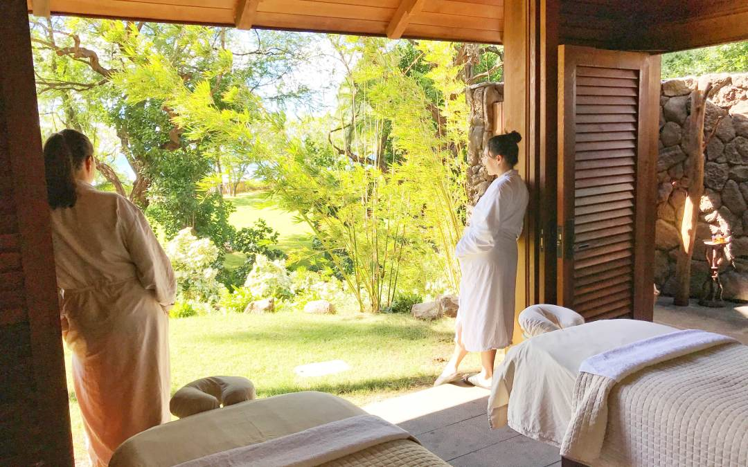 NAUPAKA SPA & WELLNESS | FOUR SEASONS RESORT OAHU