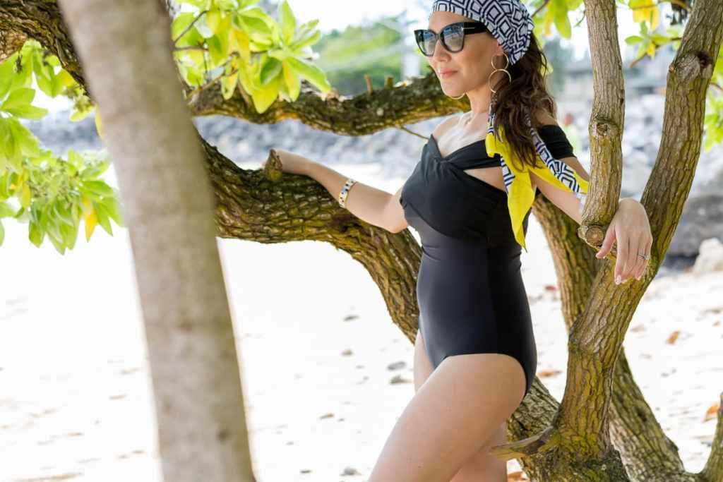 SwimSpot, LUXE by Lisa Vogel, Island Fever Sisters, Swimwear model