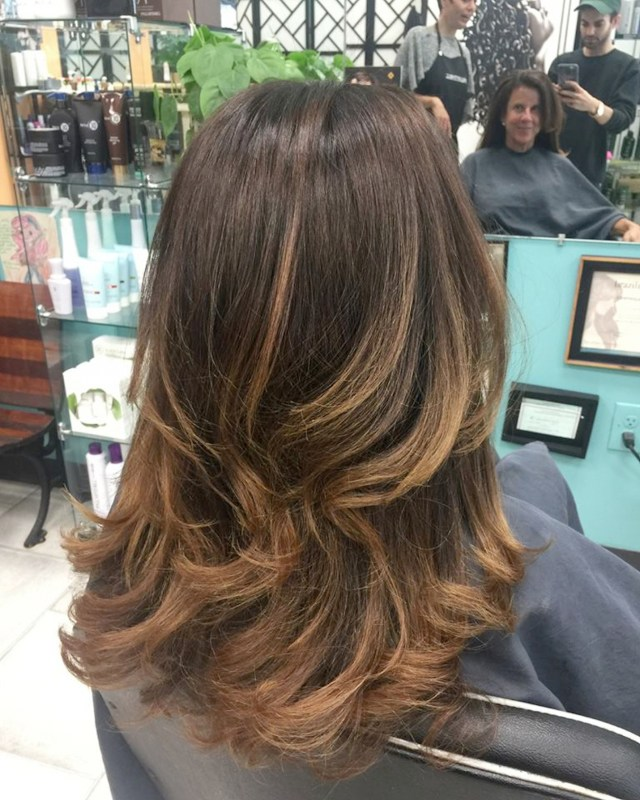 hairxperts: brazilian blowout; straight hair for months