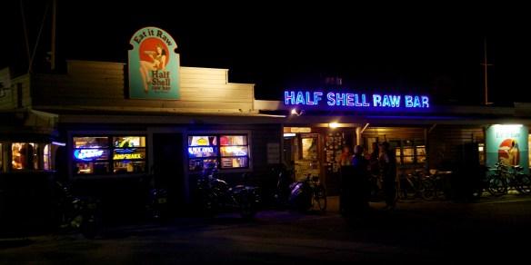 half shell  007