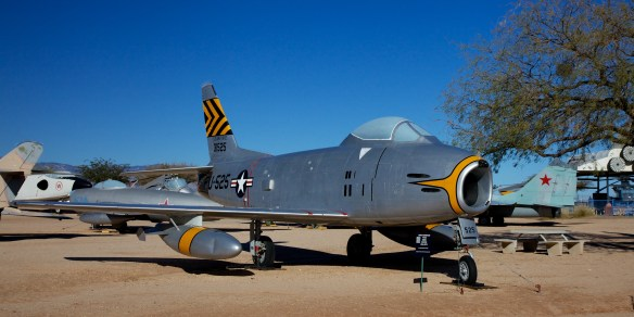 North American F86H Sabre