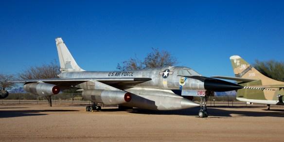 Convair B58A Hustler