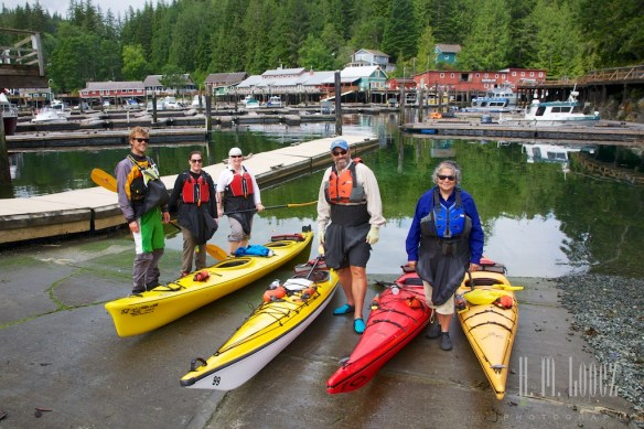 Telegraph Cove Kayak  006