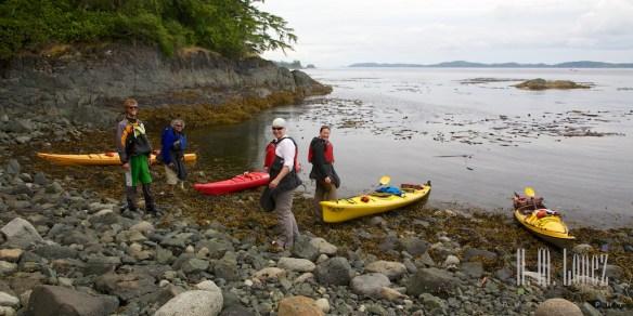 Telegraph Cove Kayak  027