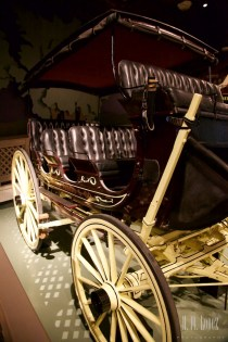 Wells Fargo Yellowstone Touring Carriage.