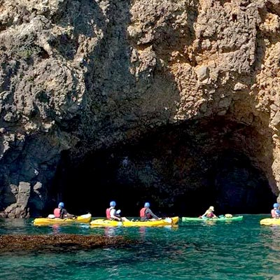 Ultimate Sea Cave Kayak