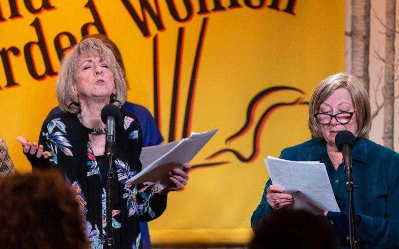 Sue and Nancy Bagshaw Reasoner