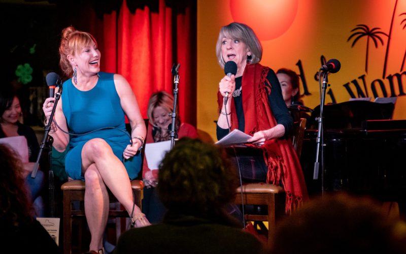 Sue + Special Guest Amy Matthews