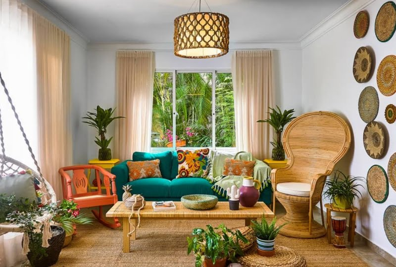 Refresh Your Home With These Caribbean Decor Ideas