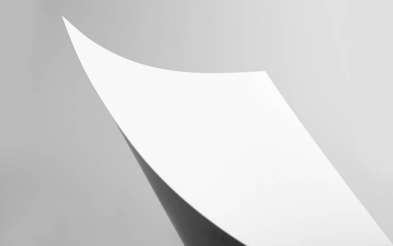 A Blank A4 Letterhead