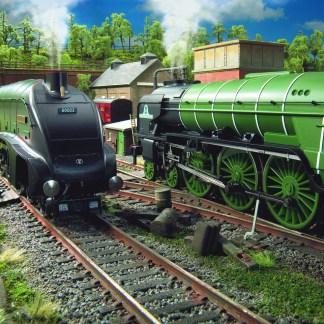 TTS Sound locomotives