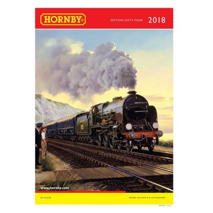Hornby Catalogue 2018