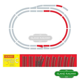Hornby Track Extension Pack C