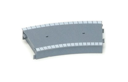 Hornby Small Radius Curved Platform Section (Plastic)