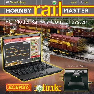 Hornby eLink and Railmaster Combination Pack