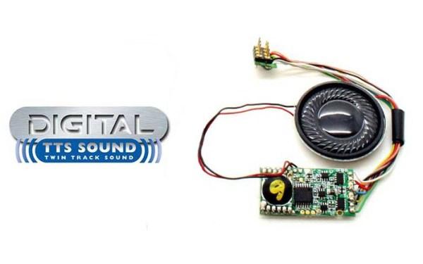 Hornby DCC TTS Sound Decoder