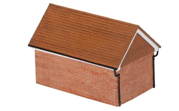Hornby Skaledale Detached Brick Garage