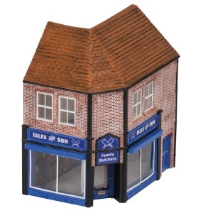 Hornby The Butcher's Shop