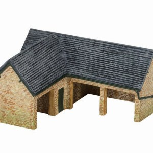 Hornby The Country Farm Outhouse