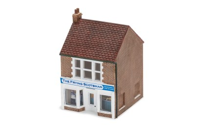 Hornby 'The Frying Scotsman' Fish and Chip Shop