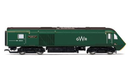 Hornby GWR, Class 43 HST, 'Meningitis Trust Support for Life' Train Pack - Era 11