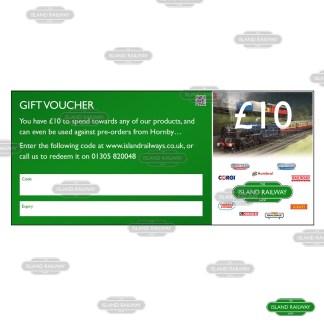 Gift voucher (£10)
