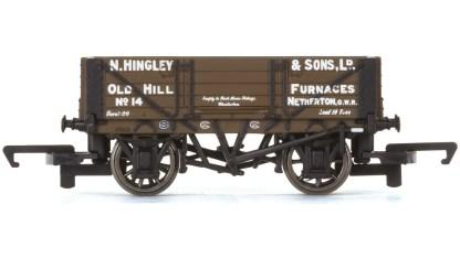 Hornby 4 Plank Wagon, Hingley & Sons Ltd - Era 3