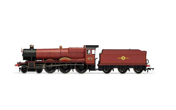 Hornby R3803TTS 5972 'Hogwarts Castle', with Sound